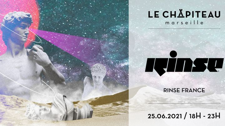 Cover for event: Le Chapiteau VS RINSE France - w/ AES