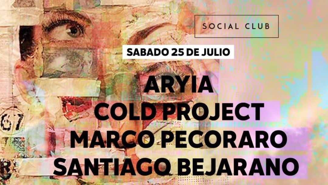 Le Joint @ Goya Social Club event cover