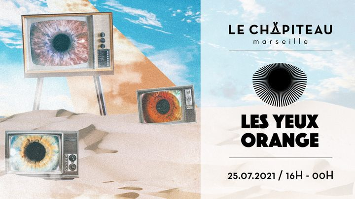 Cover for event: Les Yeux Oranges - Open Air