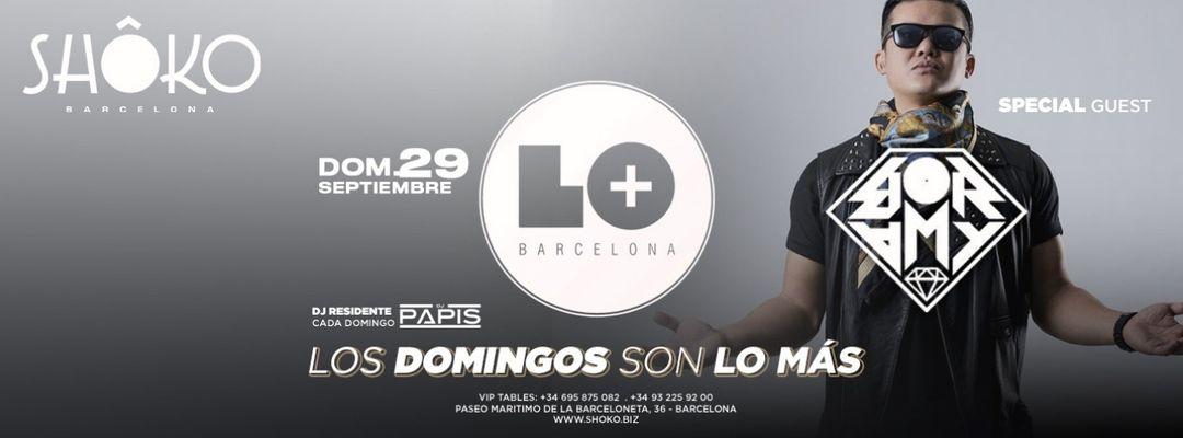 Cartel del evento # Lo Más | Every Sunday