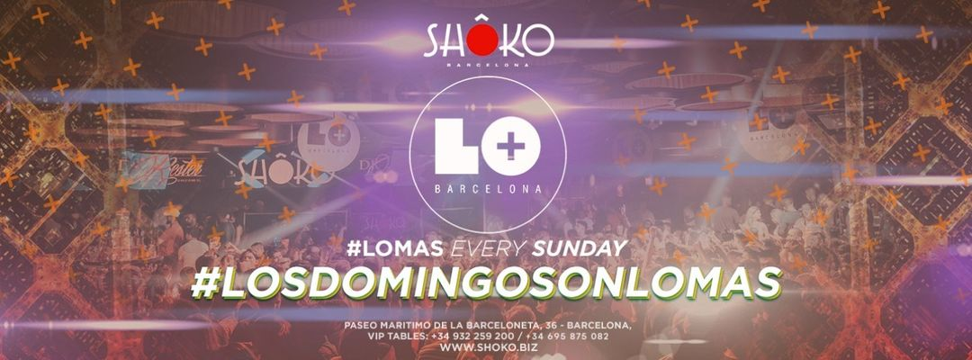 Copertina evento # Lo Más | Every Sunday