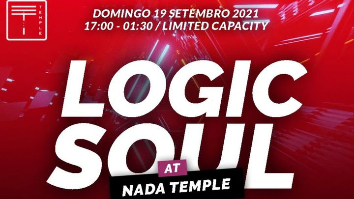 Cover for event: Logic Soul at Nada Temple