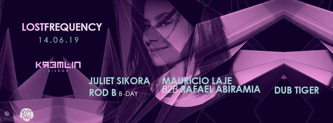 Couverture de l'événement Lost Frequency w/Juliet Sikora