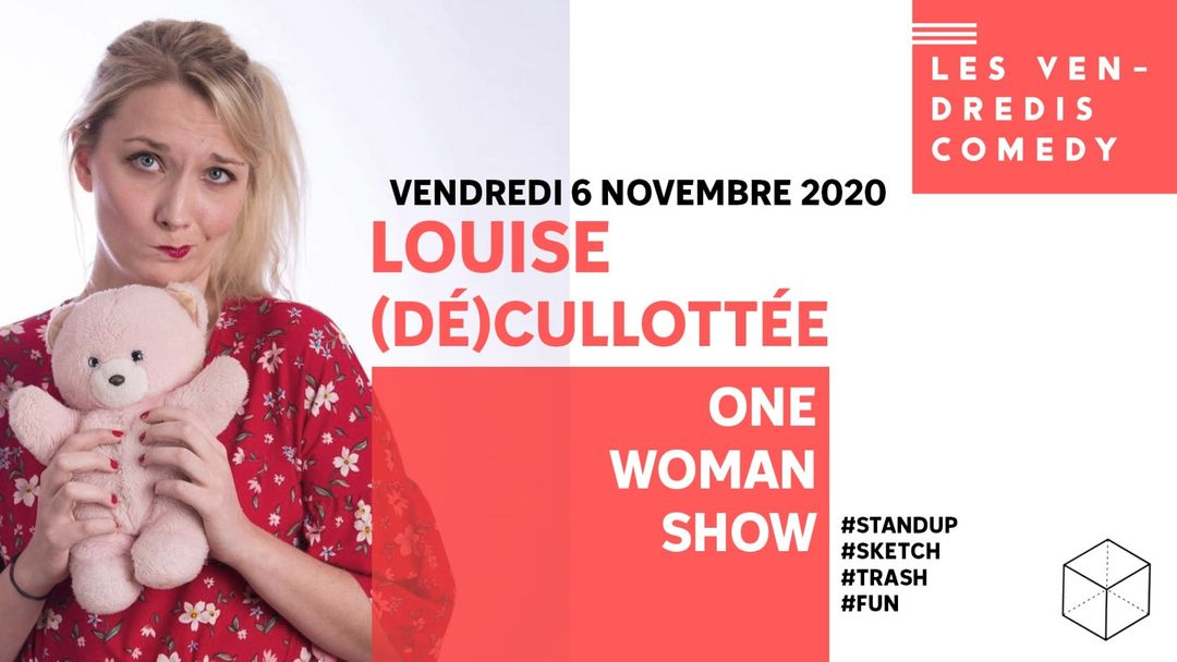 LOUISE • (DÉ)CULLOTTÉE • CULTURE HALL event cover