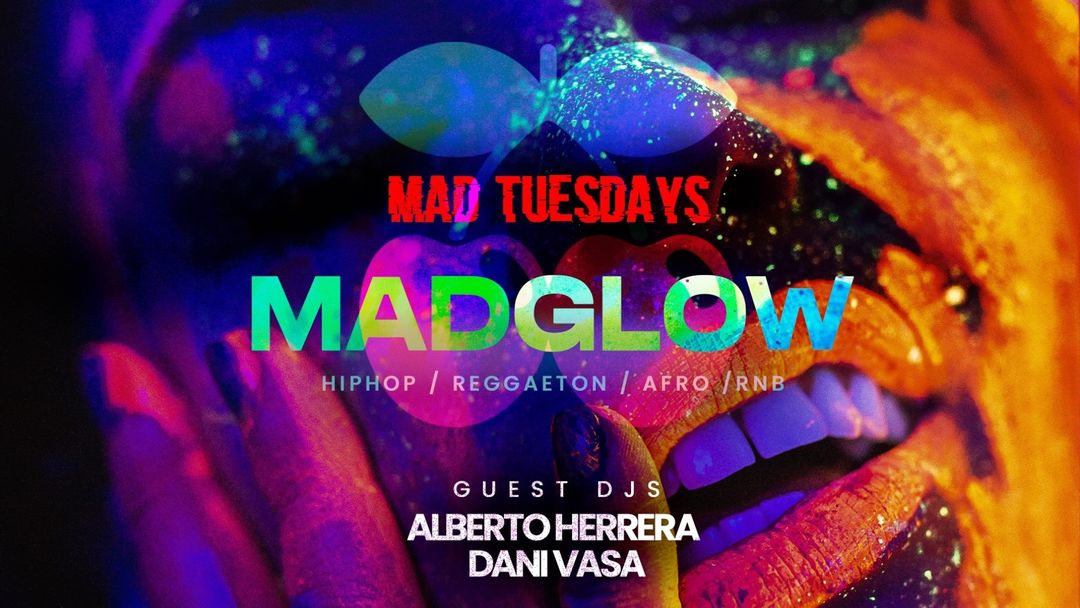 MADGLOW at Pacha Barcelona event cover