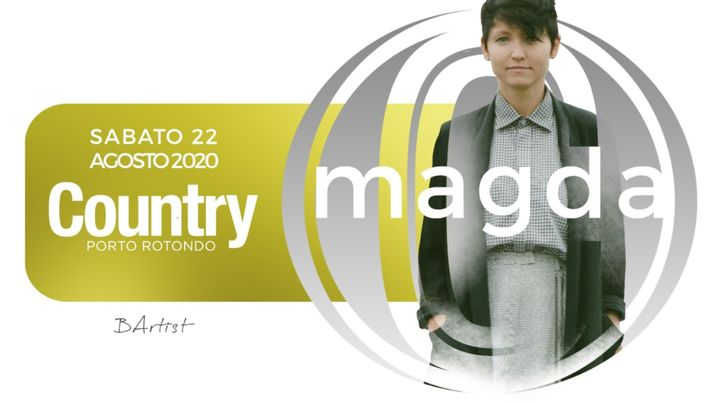Cover for event: Magda | Country Club