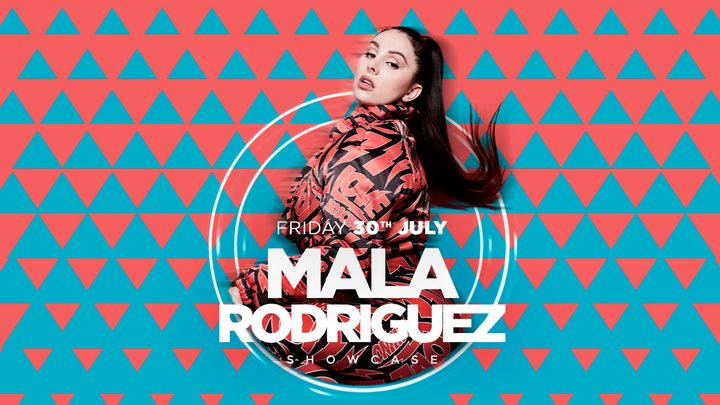 Cover for event: Mala Rodriguez - OPIUM NIGHTS