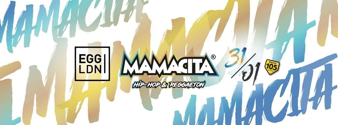 Mamacita: Hip-Hop & Reggaeton event cover