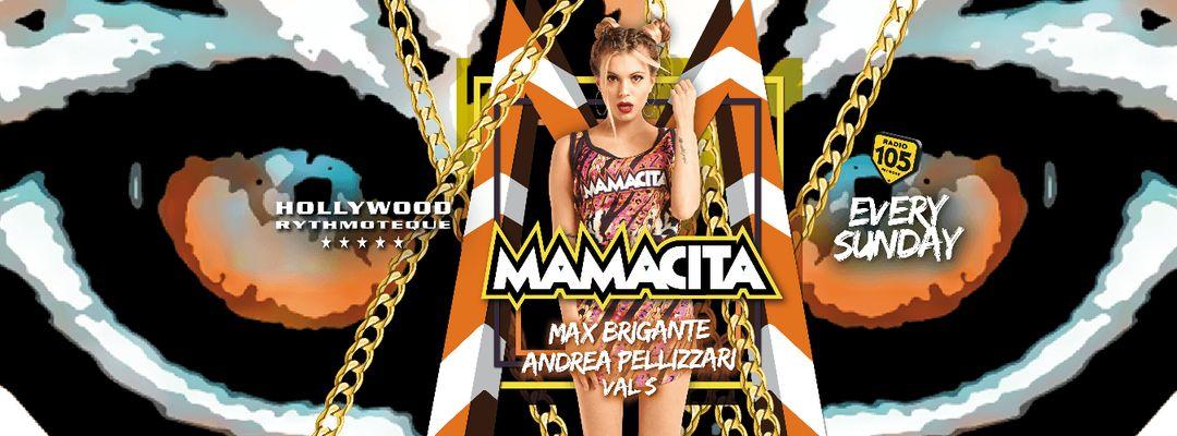 MAMACITA PARTY - EVERY SUNDAY-Eventplakat