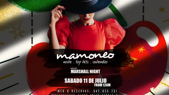 Cover for event: Mamoneo | Noche - Club