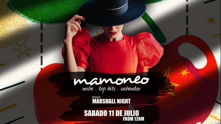 Cover for event: Mamoneo | Tarde - Terraza