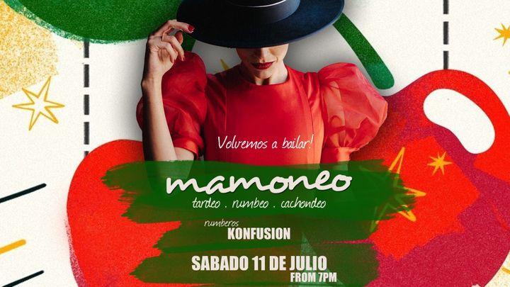 Cover for event: Mamoneo | Tarde - Terraza