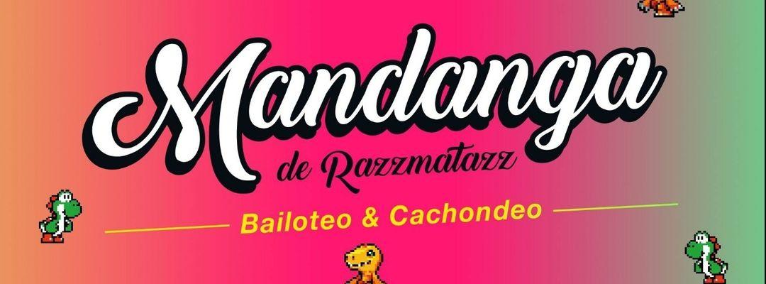 Mandanga de Razzmatazz event cover