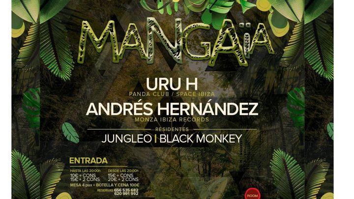 Cover for event: Mangaïa
