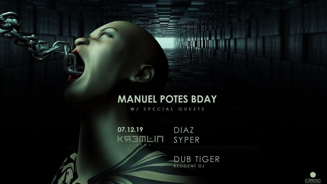Manuel Potes Bday Bash event cover