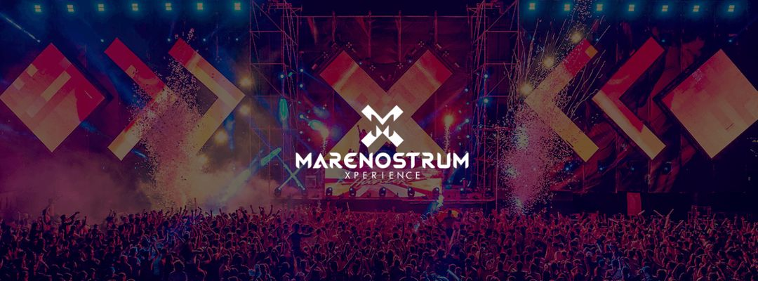 Cartel del evento Marenostrum Xperience Festival