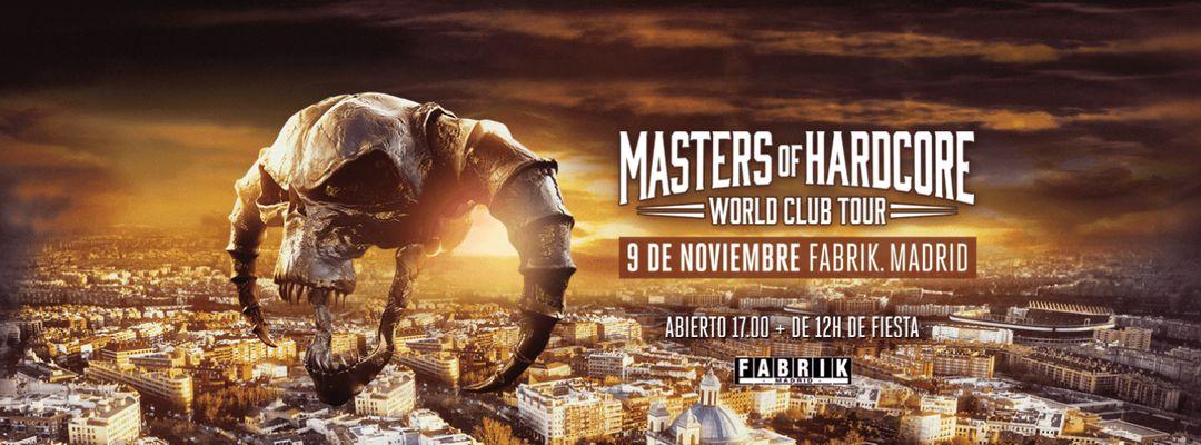 Capa do evento Masters of Hardcore