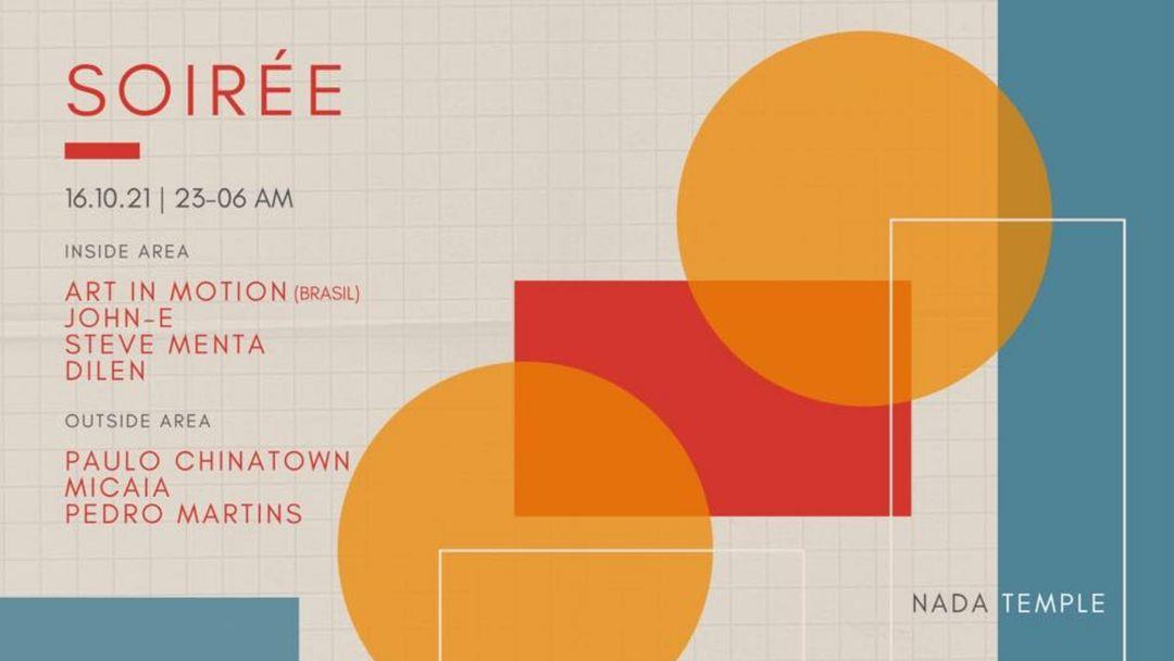 Cartel del evento SOIRÉE