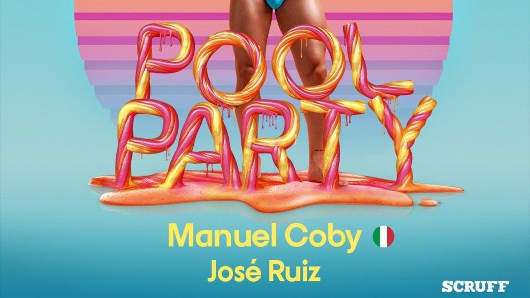 MATRIX POOL PARTY TORREMOLINOS event cover