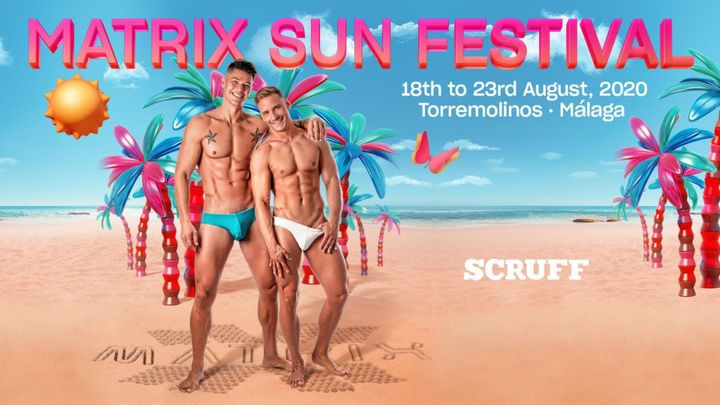 Cover for event: Matrix Sun Festival