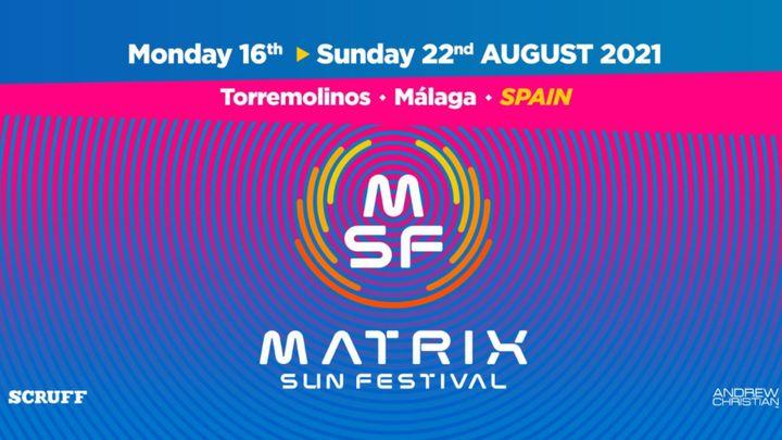 Cover for event: Matrix Sun Festival