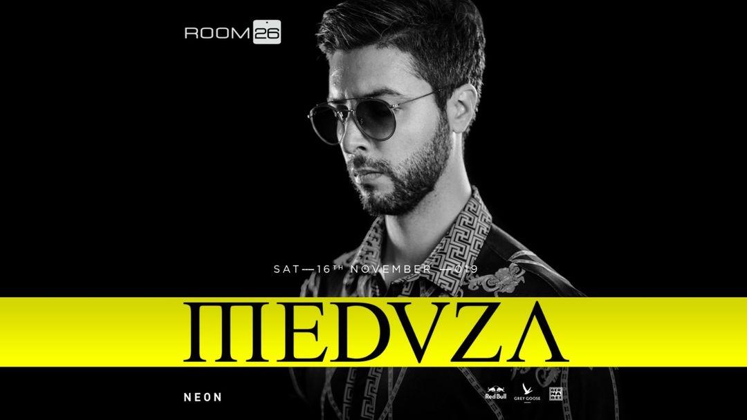 Meduza event cover