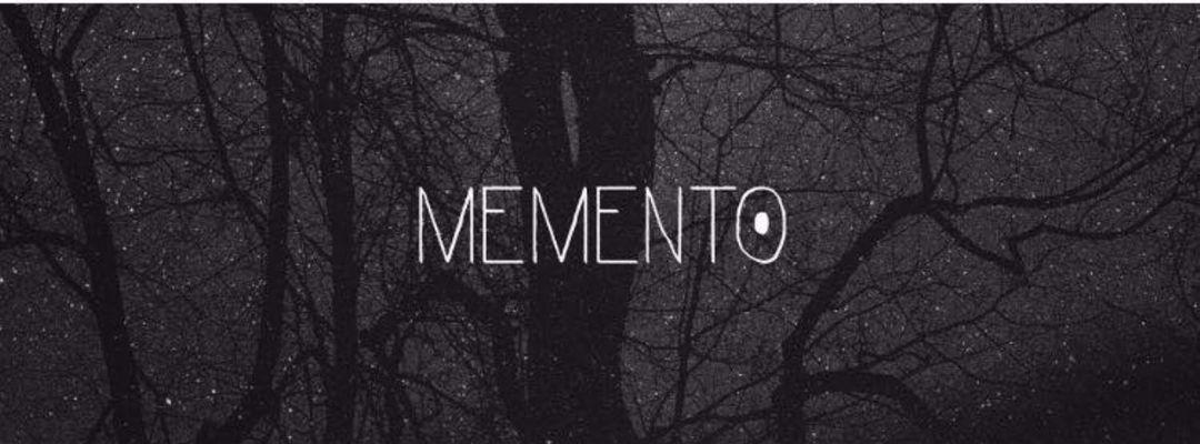 Memento XS event cover