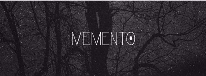 Cover for event: Memento XS