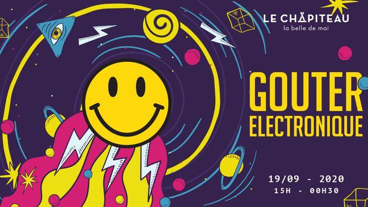 Cover for event: Goûter Électronique avec D-Mood Records