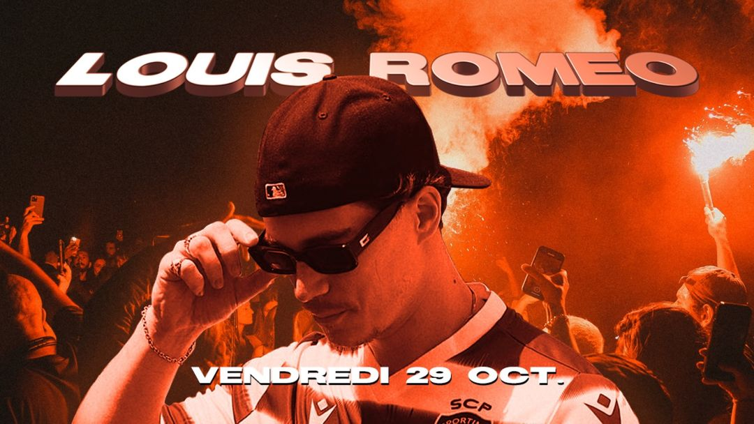 Midnight Motel invite Louis Romeo event cover