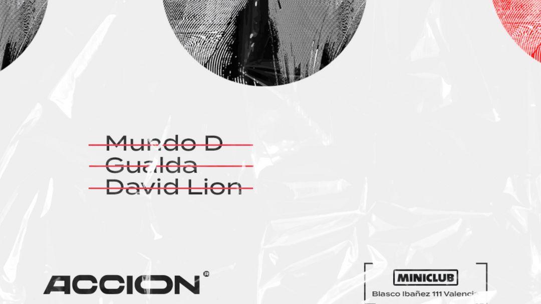 Miniclub / Domingo ACCION event cover