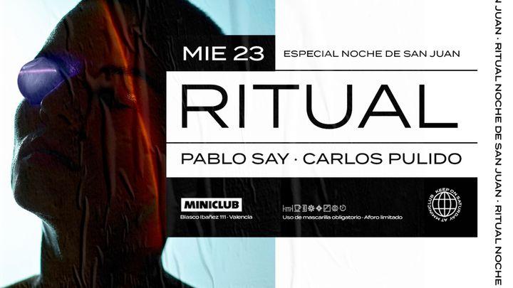 Cover for event: Miniclub / Miércoles Ritual