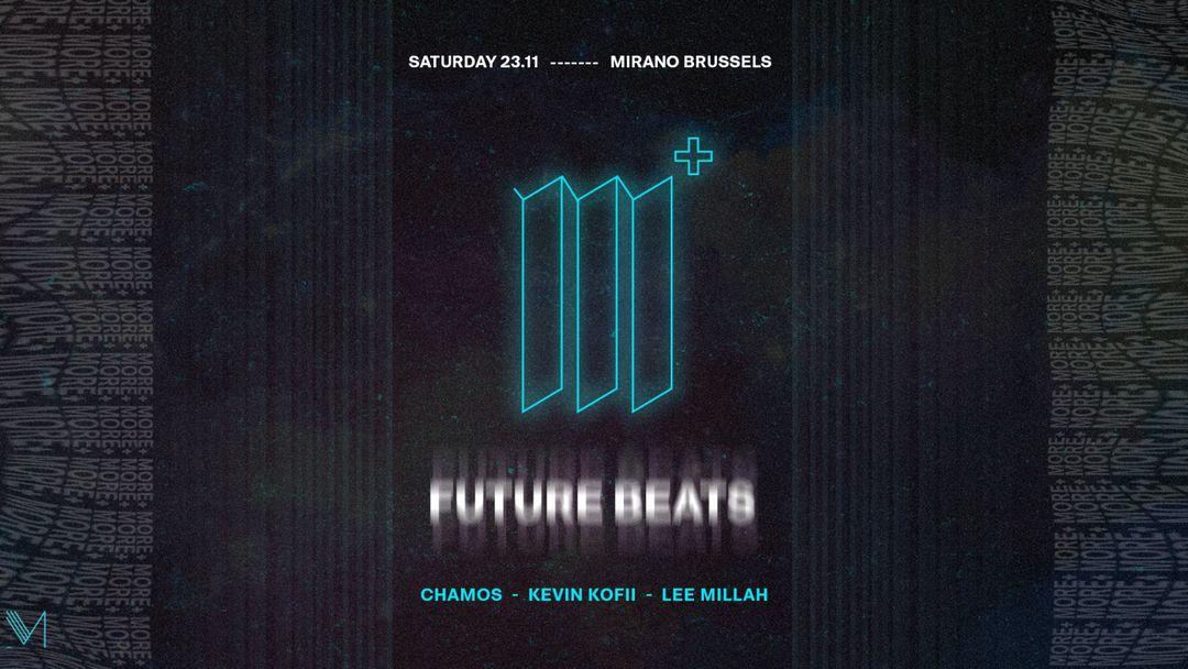 Mirano presents MORE+ | Future Beats 23.11 event cover