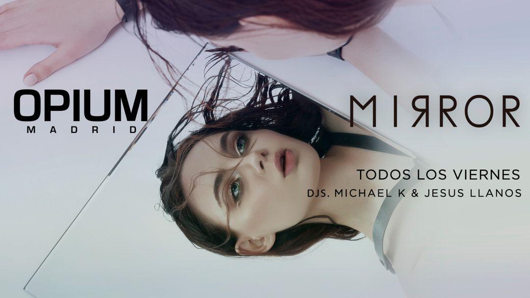 Mirror event cover