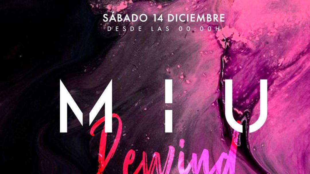 MIU CLUB MARBELLA 14 diciembre event cover