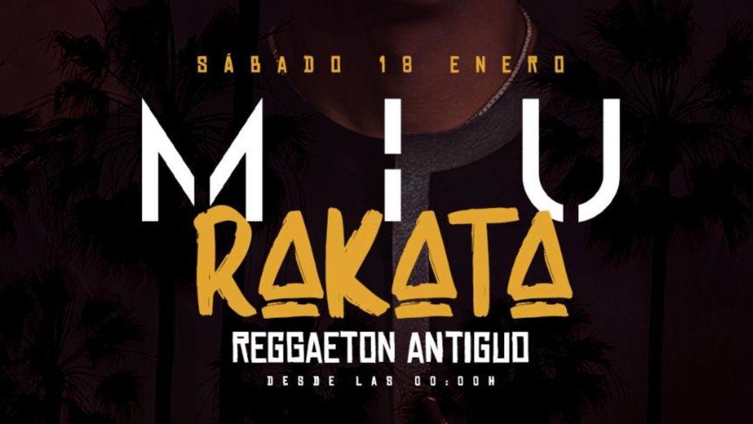MIU CLUB MARBELLA 18 enero event cover