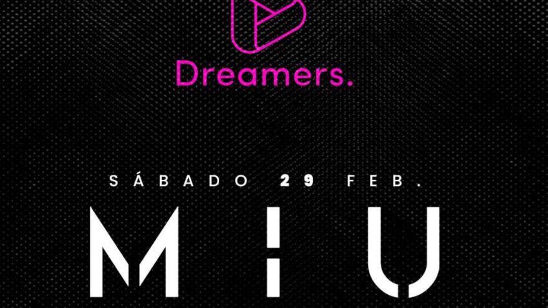 Cartell de l'esdeveniment MIU CLUB MARBELLA 29 febrero
