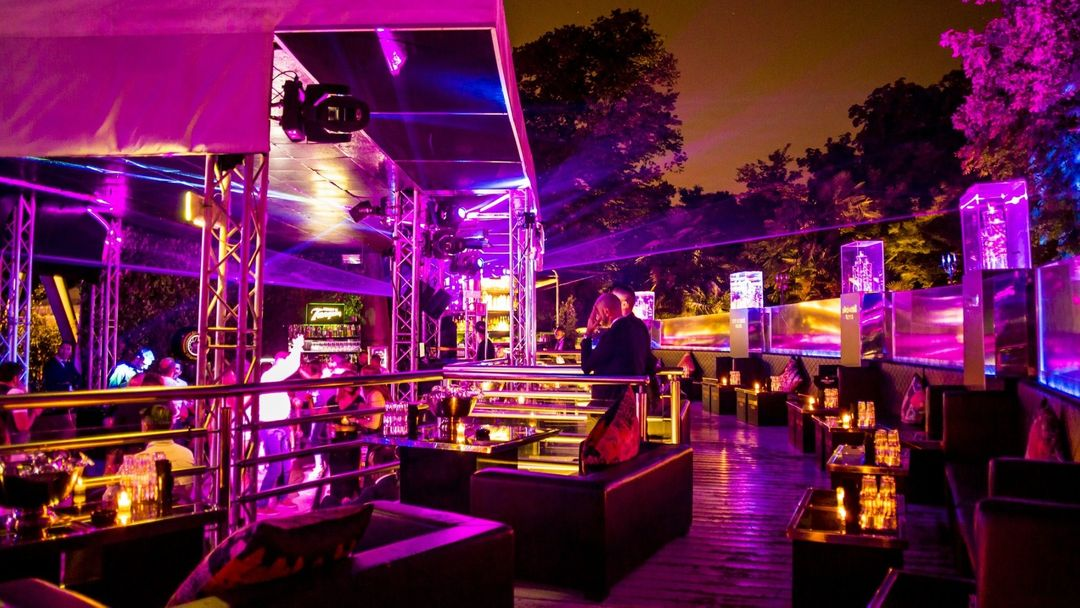 MONDAY NIGHT - CAVALLI LOUNGE event cover