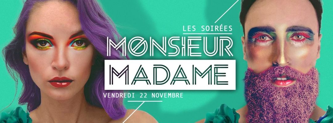 MONSIEUR MADAME event cover