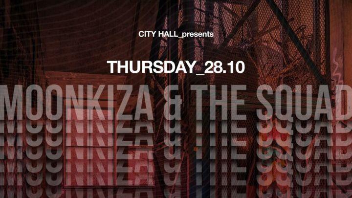 Cover for event: MøønkiZa & The Squad