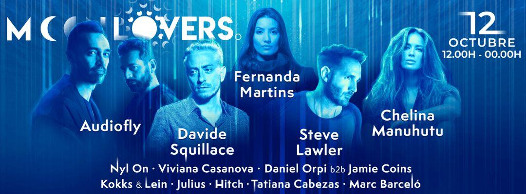 Moonlovers - Festival del Mar event cover