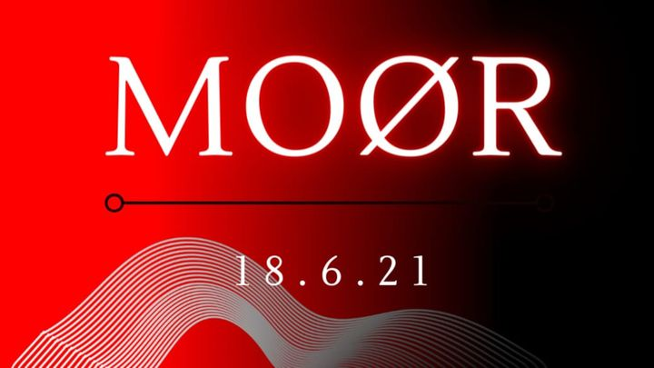 Cover for event: MOOR 18 JUNIO