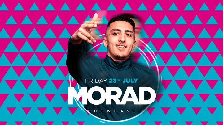 Cover for event: Morad