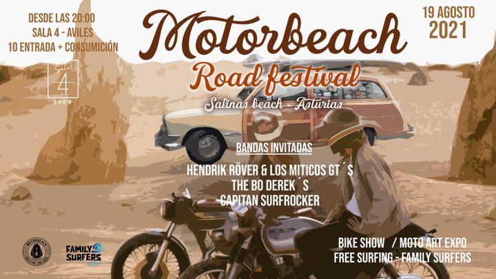 Cover for event: MOTORBEACH Road Fest. / 19 de Agosto