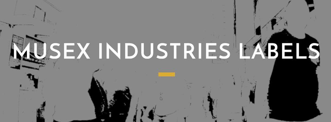 Cartel del evento Musex Industries Showcase