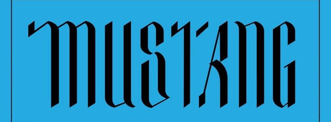Cartel del evento Mustang • 21 Septembre 19 • Brooklyn - Londres - Paris