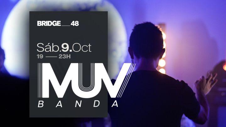 Cover for event: MUV - SABADO 9 de OCTUBRE