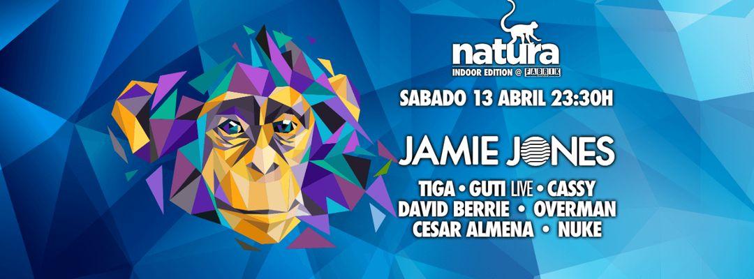 Cartel del evento Natura Indoor Edition