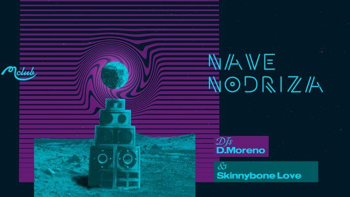 Cover for event: Nave Nodriza con D.Moreno & Skinnybone Love