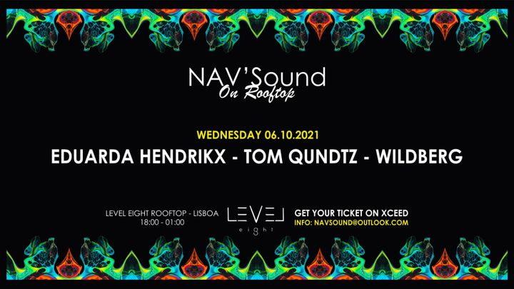 Cover for event: NAV'Sound at Level Eight Rooftop W/ Tom Qundtz